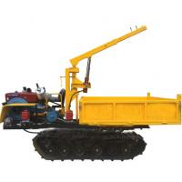 Best Manufacturer Supply Crawler Lorry-Mounted Crane, Paddy Field Truck, Farm Transporter, Crawler Crane wholesale