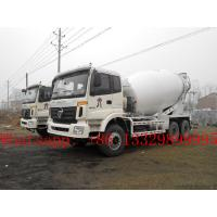 Best foton Auman 6x4 12m3 truck mounted Concrete Mixer Drum for sale wholesale