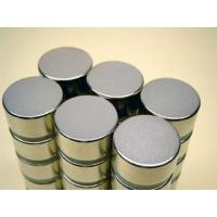 Best Strong Neodymium  Magnets Cylinder N52 with Epoxy Coating wholesale
