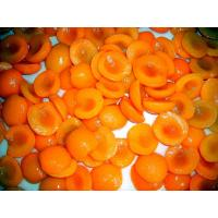 Best Chinese Top Quality Canned Apricots Halves Apricot Slice In Light Syrup wholesale