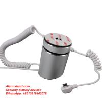 Best COMER Hot sales anti-theft alarm mobile phone display security stand with alarm sensor cord wholesale