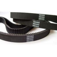 Best Heat / Oil Resistant Industrial Timing Belts Rubber Material Black Color wholesale