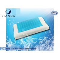 Best Memory foam cool gel pillow pad pressure relief and temperature regulation wholesale