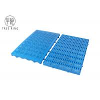 Best Thin Type Small Size Connected HDPE Plastic Pallets Mat Boards For Warehouse Floor wholesale