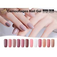Best Camouflage Cover Extend Nails Gel , Jelly / Bonding Gel For Nails At Home wholesale