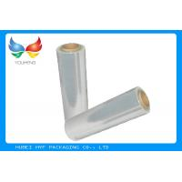 Best 30 Mic Opaque Colorful PVC Shrink Film Rolls Odorless For Packaging Food wholesale