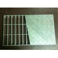 Best Hot Dipped Galvanized Steel Checker Composite Grating for platform wholesale