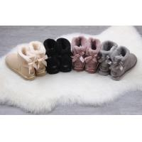 Best ugg female shoes UGG 1019032 UGG 1019032 metal bright leather bag single bow ribbon waterproof fur one spot 35-40 wholesale