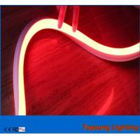 Quality holiday decorations12v smd2835 red pvc tube square led neon flex light wholesale