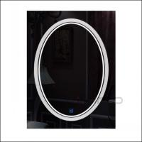 Cheap LED Bluetooth Speaker Makeup Mirror LED Illuminated Mirrors For Bathrooms for sale