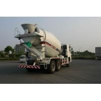 China 8m3 / 9m3 / 10m3 Small Mobile Concrete Mixer Truck SINO TRUCK (6*4) on sale