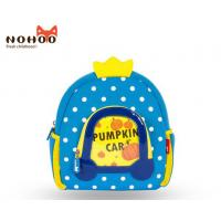 Best Baby Cartoon Neoprene Shoulder Popular School Backpacks Princess Style wholesale