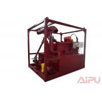 Cheap High quality professional solids control system for HDD mud process for sale