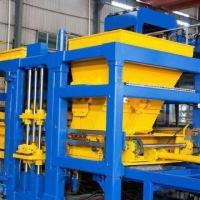 China Concrete Block Machine with 25kW Main Engine Power and 50 to 90kN Excitation Force on sale