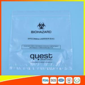 Best Leak Proof Soft Specimen Transport Bags For Transporting Lab Specimens wholesale