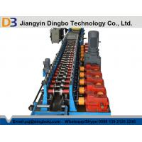China High Performance Steel Door Frame Manufacturing Machines With Automatic Control on sale