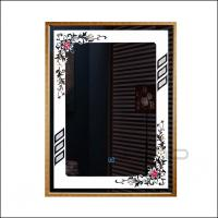 Best LED Illuminated Bathroom Mirror Illuminated Bathroom Mirror With Demister wholesale