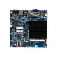 Best Dual Gigabit LAN fanless industrial Motherboard with COM , USB3.0 , Mini-Itx Mainboard wholesale