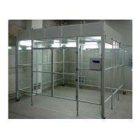 Best Aluminum Positive Pressure Soft Wall Clean Room Vertical Laminar Flow Booth wholesale