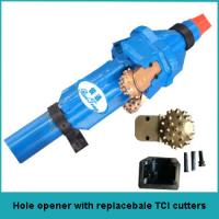 Best hole opener with replaceable TCI cutters wholesale