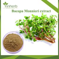 Best Natural Bacopa Monnieri extract wholesale