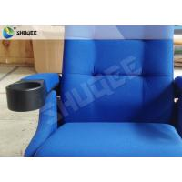 Best Futuristic Cinema Shock Theater Seating For Home Fine Linen Fiber Armrest wholesale