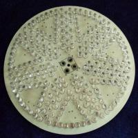 Best 10W High luminous efficieney type printed circuit  led round al  COB PCB board assembly wholesale