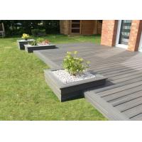 Best Anti-UV & Water-Proof Wood Plastic Composite Outdoor Decking  Board wholesale