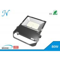 Buy cheap High Lumen Dimmable Led Flood Lights 80W Led Floodlight With Motion Sensor  from wholesalers