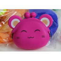 Best Silicone Smiling Face Coin Purse Factory wholesale