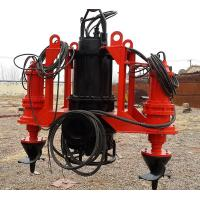 Best Low Pressure Submersible Slurry Pump Long Term Bearing Life Easy Operation wholesale