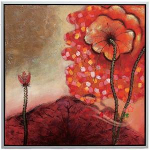 Best OIL painting Impressionist art canvas painting flower wholesale