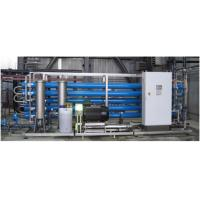 Best Brackish Water Desalination Reverse Osmosis Water Systems / Equipment , RO-500 wholesale