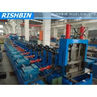 Best Changeover Purlin Roll Forming Machine with Integrated Inline Punching wholesale