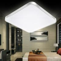 Dual Control Eye Protection Table Lamp , Square Shape LED Lights For Study Table