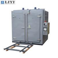 China LY-6180 Grey Stainless Steel Hot Air And Electric Drying Oven 220V/380V on sale