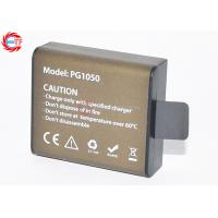 Best OEM EBT-105C 1050mAh Action Camera Battery For EH9R SJCAM Rechargeable wholesale