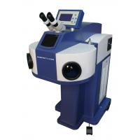 Quality PE - W150 / W200 Laser Spot Welding Machine On Gold and Silver wholesale