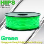 Best OEM HIPS 3D Printer Filament Consumables , Reprap Filament 1.75mm / 3.0mm wholesale