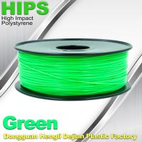 Best OEM HIPS 3D Printer Filament Consumables , Reprap Filament 1.75mm / 3.0mm wholesale