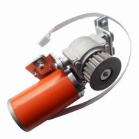 Buy cheap 63mm Automatic Sliding DC Gear motor With Transformer , CW And CCW from wholesalers
