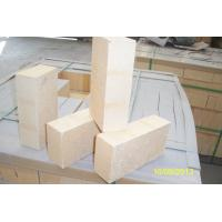 Thermal Insulation Fire Clay Brick Refractory For Coke Ovens / Suspended Roofs