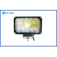 Best 45 Watt CREE Motorcycle LED Driving Light 6000K Cold White for Boat / ATV / UTE / SUV wholesale