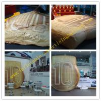Best 0.18mm Helium PVC and Oxford Custom Shaped Balloon / Inflatable Coin Balloon For Advertising wholesale