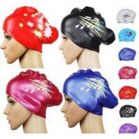 Best silicone siwm cap for long hair wholesale