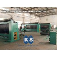 Best 3.5 Meter Per Minute Automatic Gabion Mesh Machine With Wrapped Edge Machine wholesale