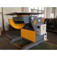 Best 90 Degree Tilting Angle Rotary Welding Positioners 10 Ton Rotary Turning Table wholesale