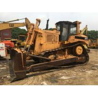 Buy cheap 3 Years Warranty Caterpillar D7r Dozer , 3306 Engine Used Cat Dozers from wholesalers