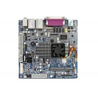 Best Atom™  D2550 CPU 6 COM , 2 LAN Embedded Mini-Itx Motherboard For Industrial PC wholesale