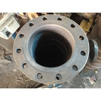 Best EN-JS 1030 ( GGG-40 ) Casting Iron Double Flanged Butterfly Valve DN50 - DN400 wholesale